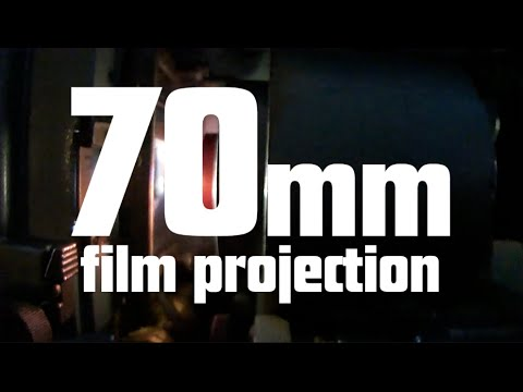 Returning to The Prince Charles Cinema - 70mm film projection!