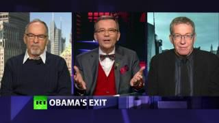 Repeat youtube video CrossTalk: Obama's Exit