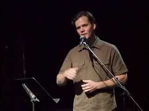 "The funniest slam poetry I've ever heard - ""The The Impotence of Proofreading,"" by Taylor Mali"