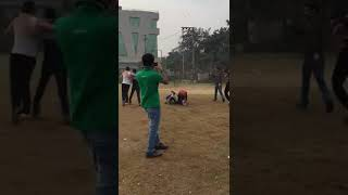 OPPO NOIDA - Nicholas and Freedy 2 person 3 legs running competition