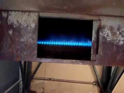 como ahorrar gas en un horno para panaderia  YouTube