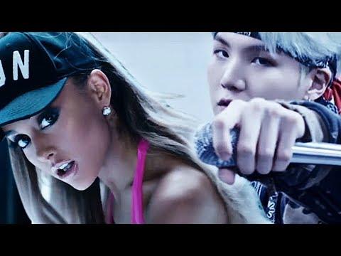 """SIDE DROP"" - BTS & Ariana Grande (Mashup)"