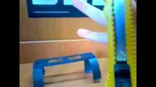 Как сделать клинок ассасина очень просто!(моё первое видео пожалуйста не судите строго., 2015-02-13T02:09:39.000Z)
