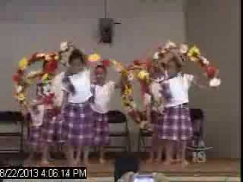 Youth Learns about Heritage through Filipino Cultural School