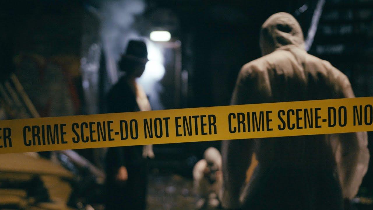 """Paul Bartolome """"Criminal"""" Featuring Danny Worsnop"""