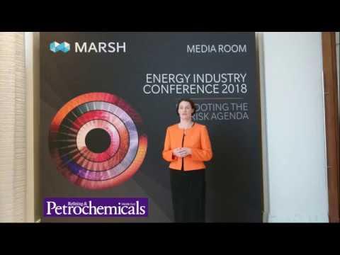 Amy Barnes, managing director, Energy & Power Practice, Marsh, on energy industry risks