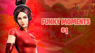 FORTNITE FUNNY MOMENTS | MAXI LUÍS