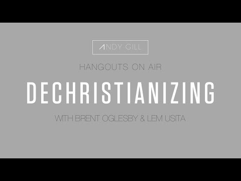 DeChristianizing: Conversation with Lem and Brent!