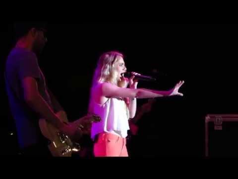 Danielle Bradbery covering Carrie Underwood's