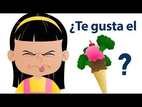 ¿Te Gusta El Helado De Brócoli? | Canciones Infantiles | Super Simple Español