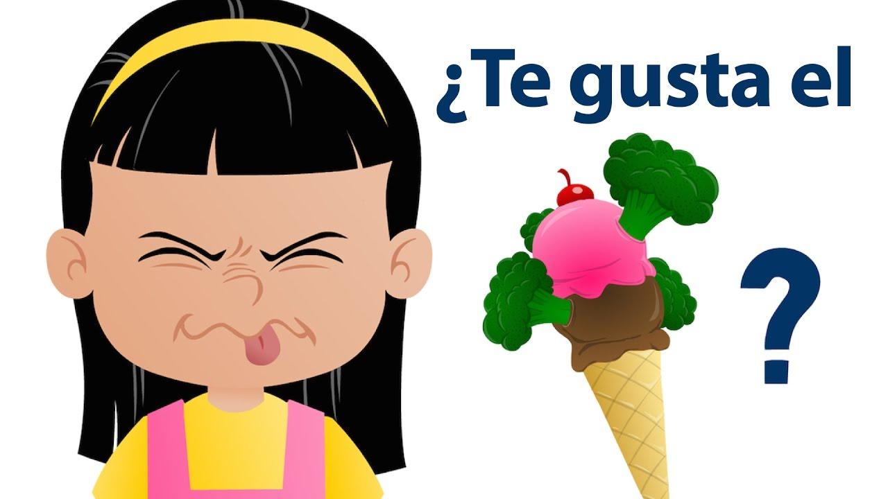 Image result for te gusta el helado de brocoli