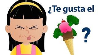 Te Gusta El Helado De Brocoli Canciones Infantiles Super Simple Espanol