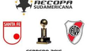 river vs independiente santa fe recopa sudamericana 2016 en vivo