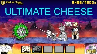 Video The Battle Cats - Attack On Titanium - ULTIMATE CHEESE download MP3, 3GP, MP4, WEBM, AVI, FLV Juni 2018
