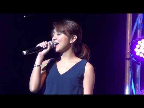 Daniel Padilla/Kathryn Bernardo sings Pangako sa Yo at OKG2015