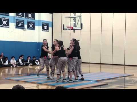 Mendham Township Middle School Lip Sync 2016