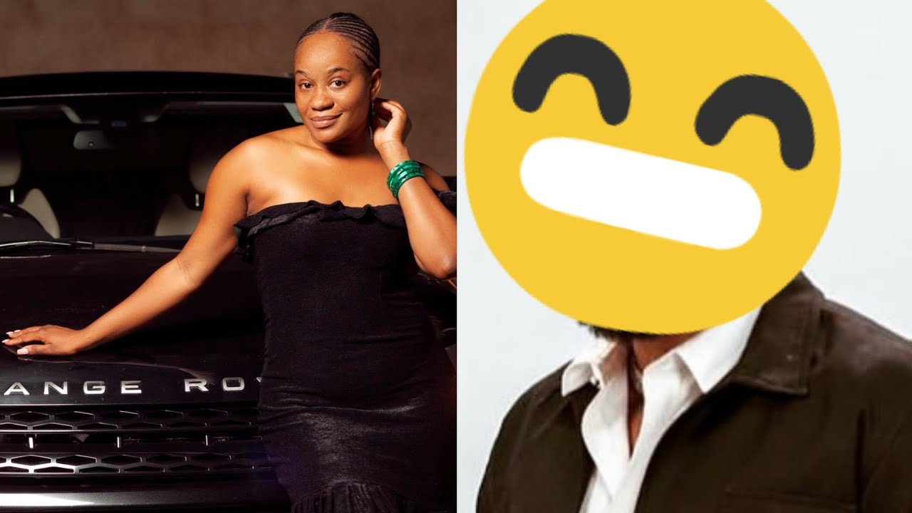 Download Meet Mutale Mwanza's blesser who bought her Range Rover