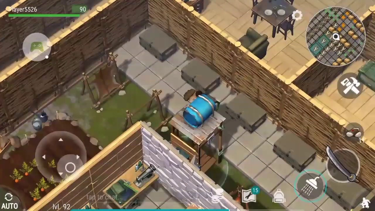 Last day on earth base layout youtube for Best house design last day on earth