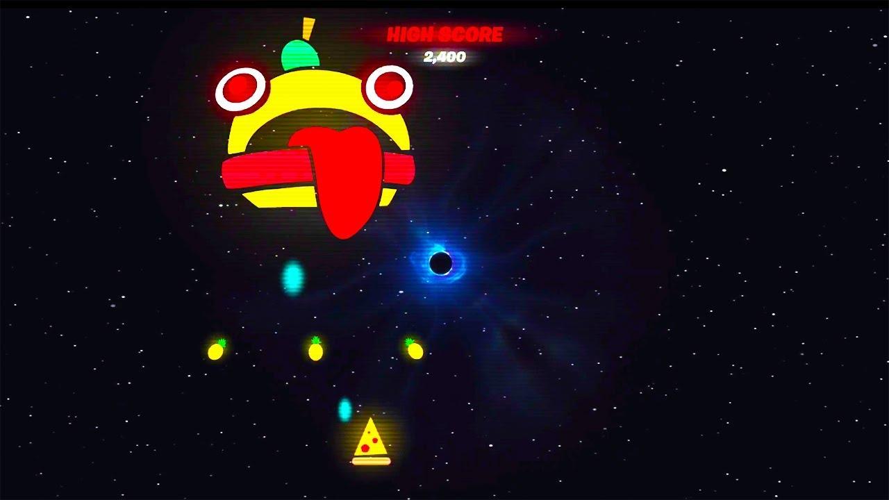How To Unlock The Fortnite Secret Black Hole Mini Game Season 11