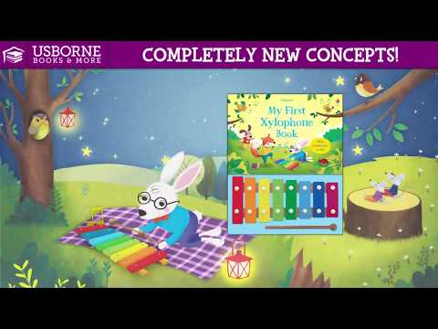 Completely New Concepts! Usborne Books & More Spring 2018 Titles