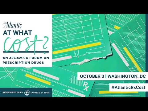 Welcome to At What Cost?: An Atlantic Forum on Prescription Drugs