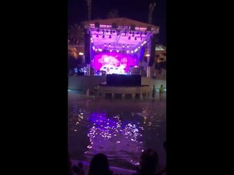 Latin billboard music fest2018
