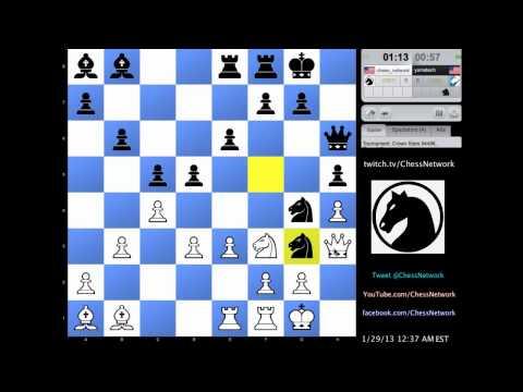 Crown Stars Chess Tournament [118] - Fischer Random (Chess 960)