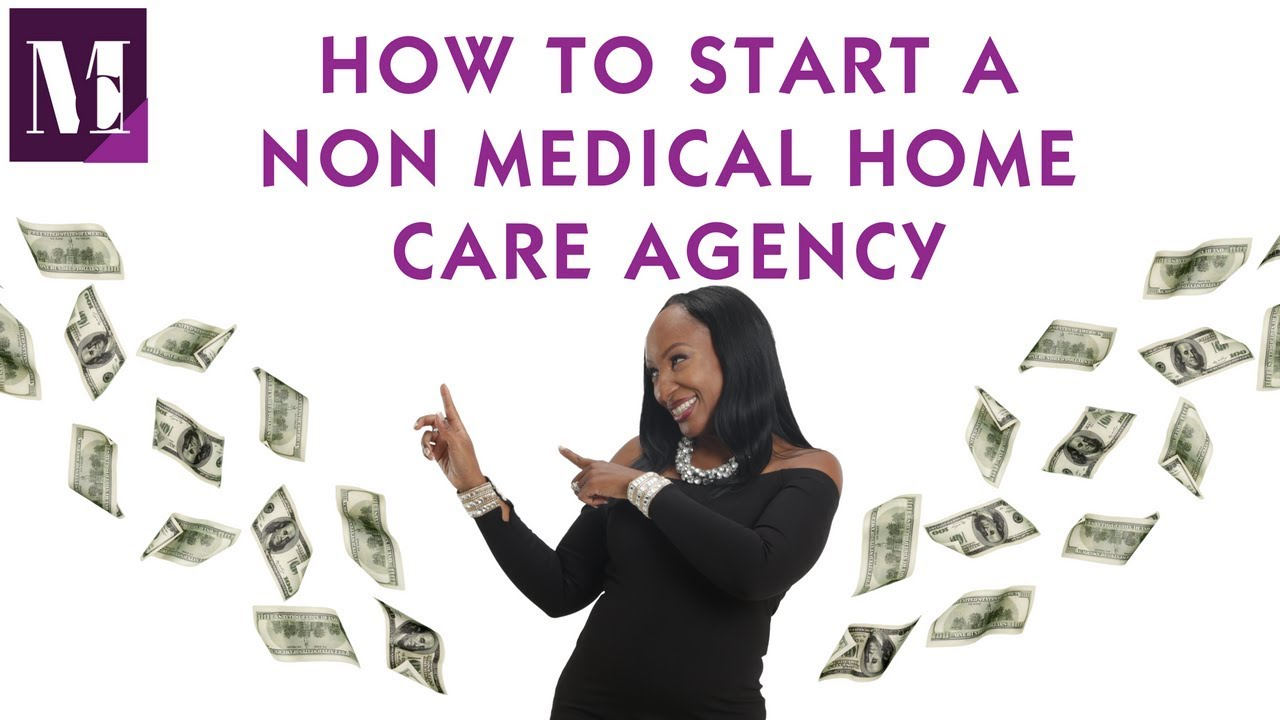 How do you start a care agency?
