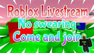 🔴 roblox Livestream #123