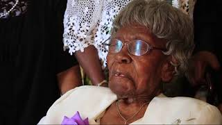 Charlotte woman turns 112 years old