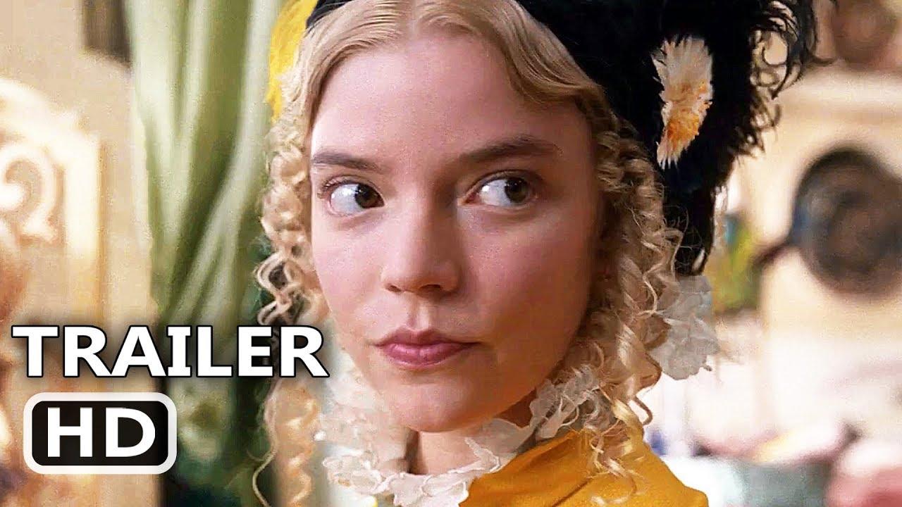 Emma Trailer 2020 Anya Taylor Joy Drama Movie Youtube