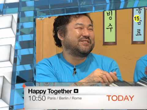 [Today 8/30] Happy Together [R]