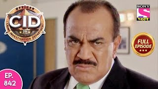 CID - Full Episode 842 - 2nd December, 2018