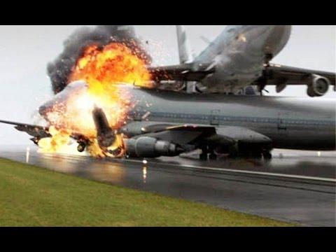 Những pha tai nạn kinh hoàng của máy bay quân sự