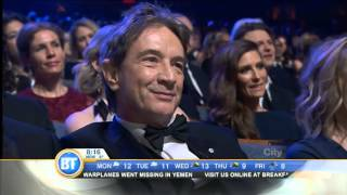 EntCity video: Highlights from the Canadian Screen Awards