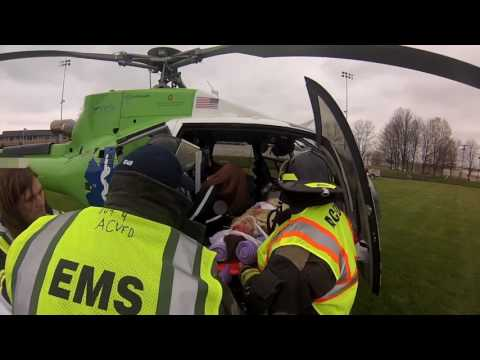 Helicopter EMS Tribute. Daily Life As A Flight Nurse, Flight Medic, Pilot