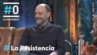 LA RESISTENCIA - Entrevista a Javier Cansado   #LaResistencia 09.01.2020