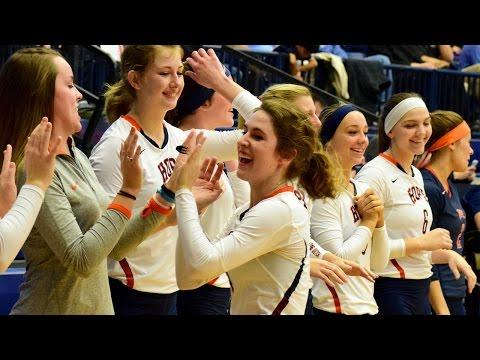 Hope College v. Heidelberg University - NCAA D3 Women's Volleyball
