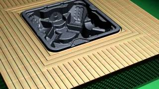 Tips For Building A Deck With A Sunken Hot Tub | Arctic Spas