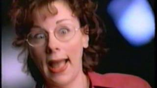 Nicorette Gum  - Quit Smoking  - Commercial (1998)