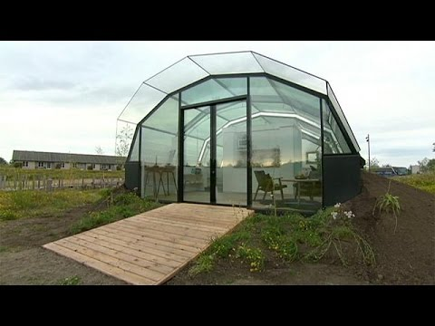 Wie es sich anfühlt, im Glashaus zu leben - science - YouTube