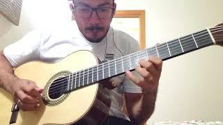 Zé Da Recaída | JP Oliveira | Gusttavo Lima (Violão Cover)