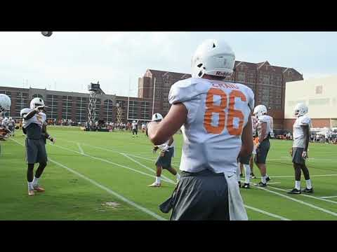 Tennessee Vols football practice Tuesday, Aug. 1
