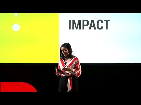 New millennial era businesses. Connectivity and impact. | Diana Zuluaga | TEDxUniversidaddeNavarra