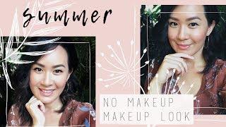 Get Ready w/ Me Summer Travel Makeup Look   ANN LE