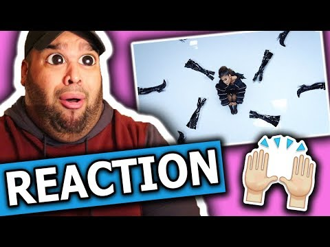 Ariana Grande's Vogue Cover Video Performance   REACTION Mp3