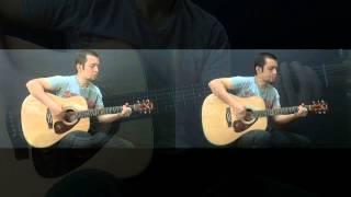 YAMAHA F370 - Spiral - Original Instrumental Rock Song by Juan Tobar + FREE Mp3 Download