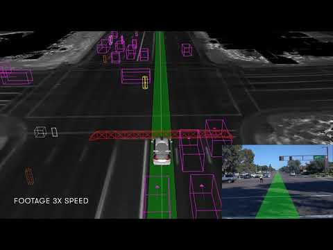 Waymo's self-driving prototype obeys a traffic cop's hand signals