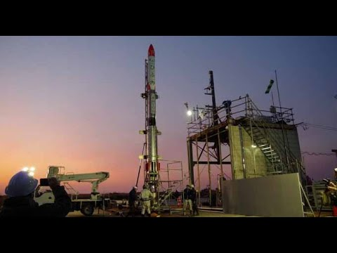 Interstellar Technologies: удачный запуск ракеты MOMO-F3