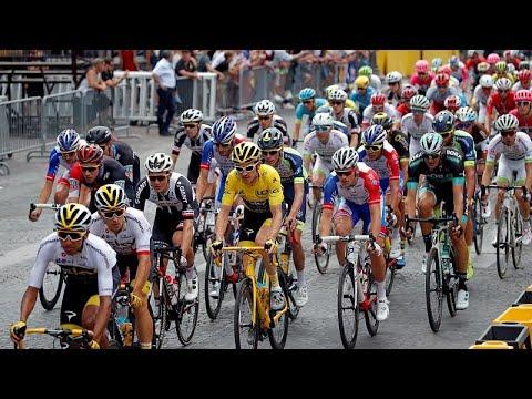 Roubado troféu que Geraint Thomas conquistou no Tour de France